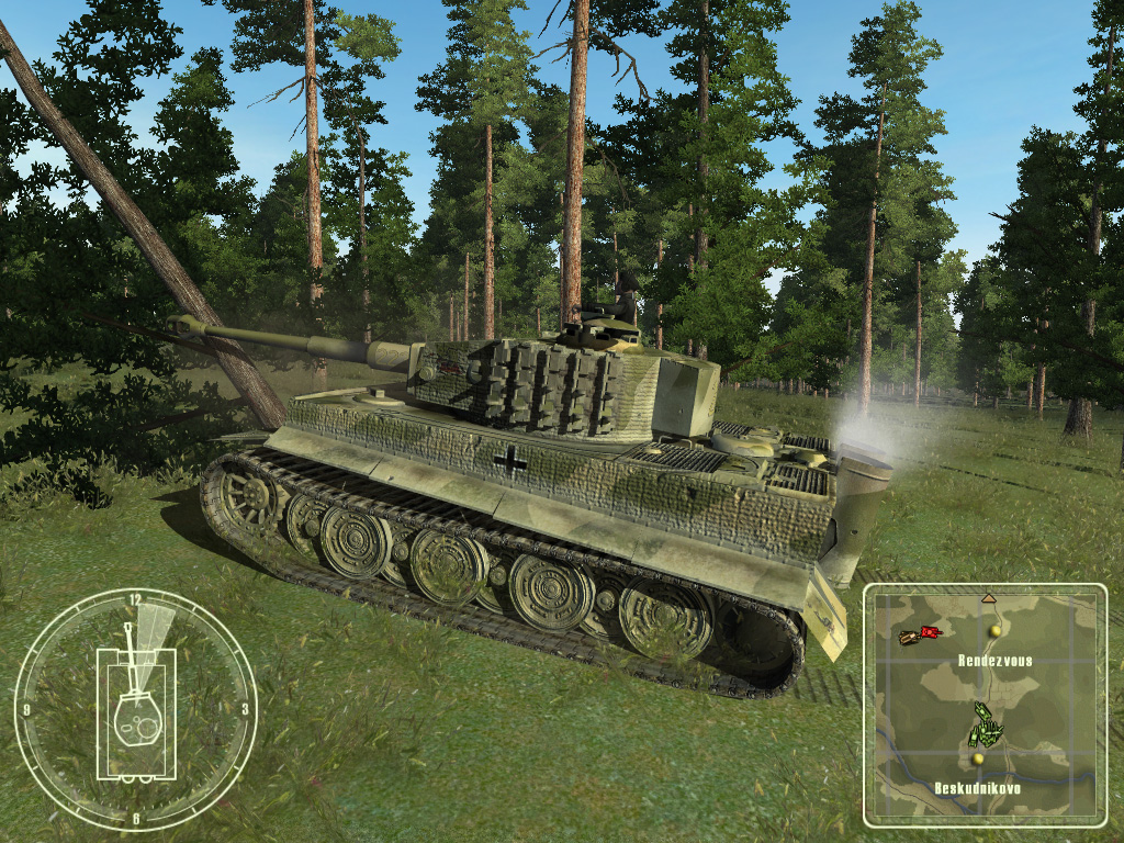Military life tank simulator free game screenshots.
