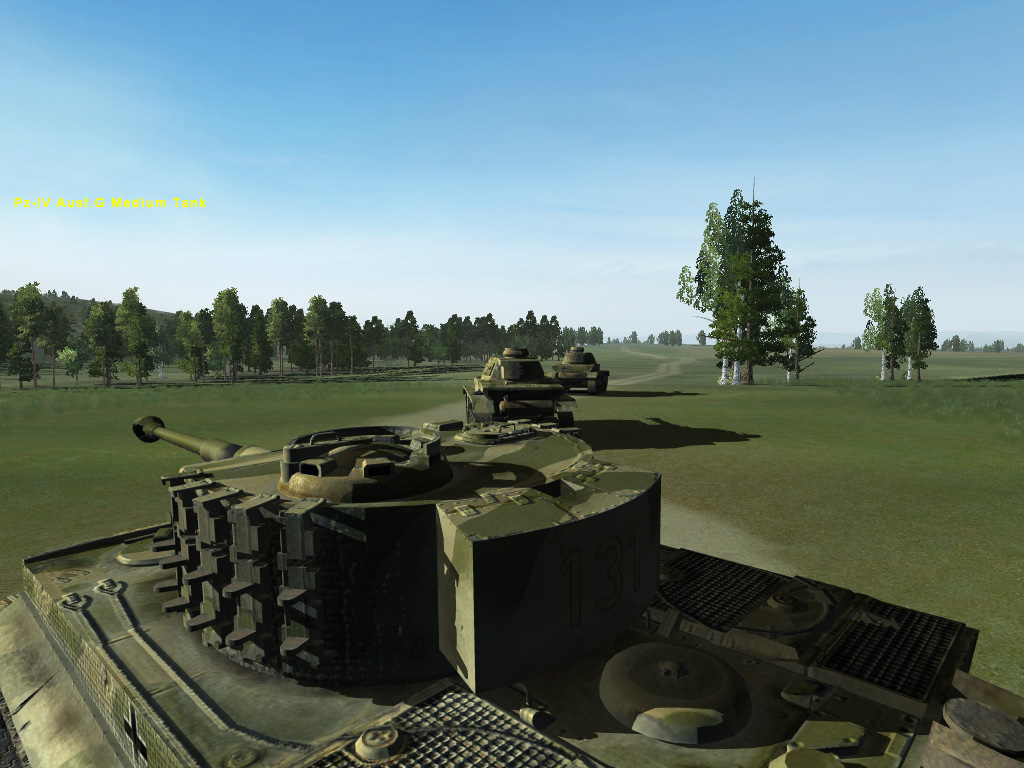 News about tank sims and games.