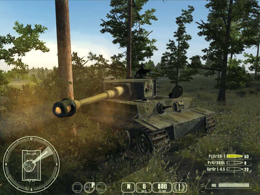 tank vs tank game 4 players di