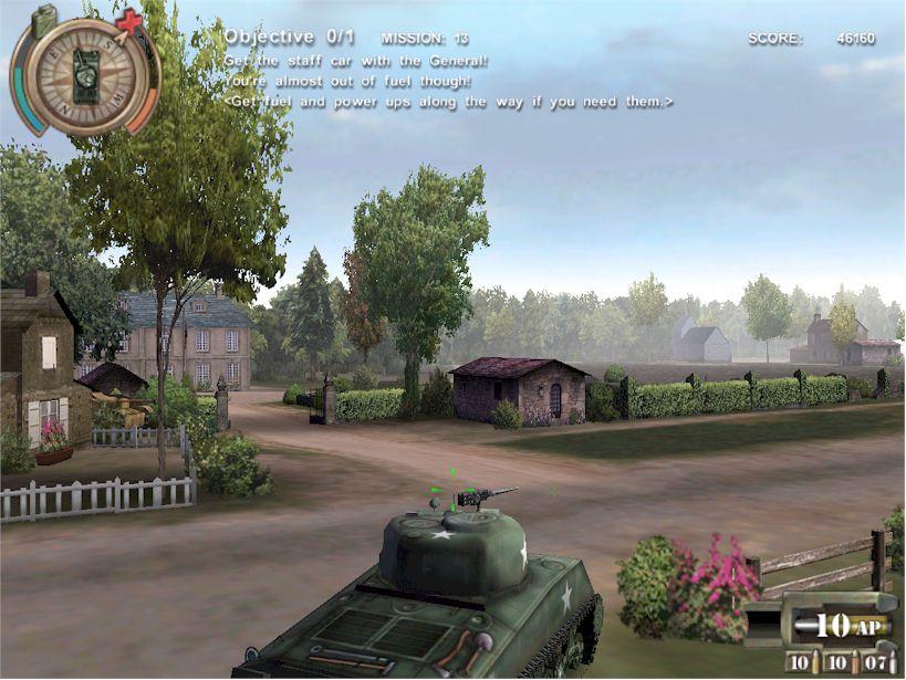 لعبة الاكشن والدبابات والحروب Tiger