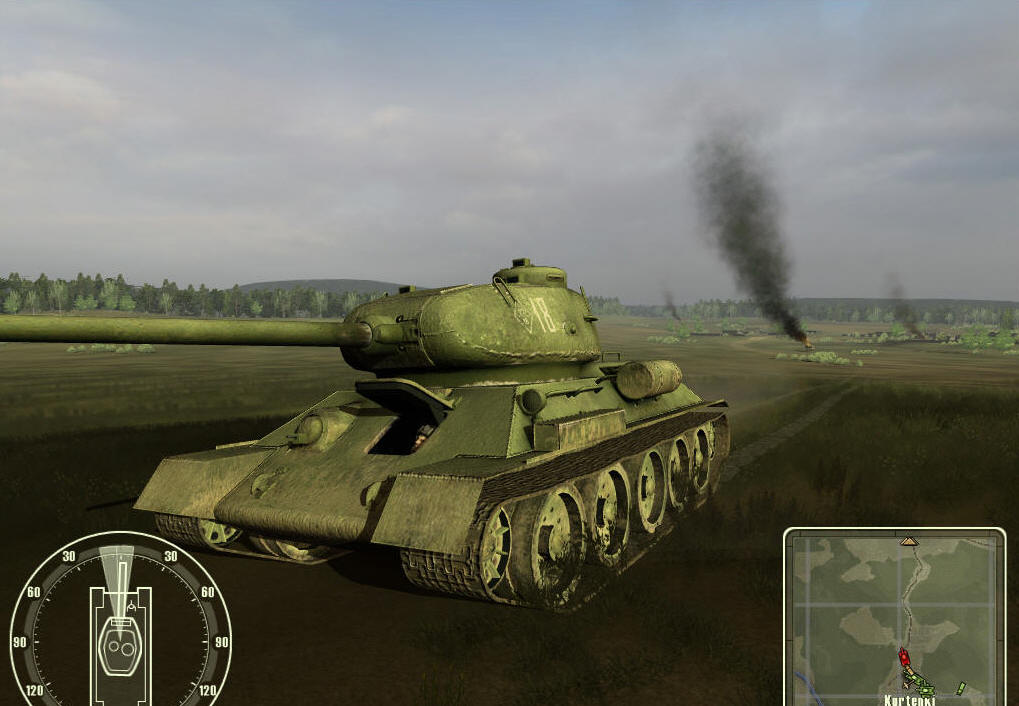 News about tank sims and games